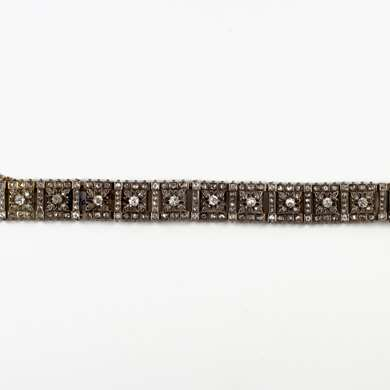 Belle Epoque diamond bracelet